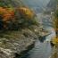 新祖谷温泉天空露天風呂と紅葉の大歩危峡舟下り! イメージ