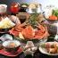 【鳥取】山陰三朝温泉で味わう!本場ズワイガニ姿盛り&季節の会席料理 イメージ