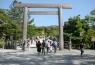 1月バスの日 伊勢神宮 初詣 イメージ