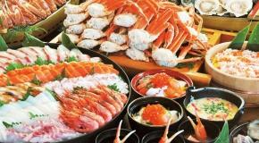 【兵庫県】浜坂でよくばりカニ食べ放題!の旅 イメージ